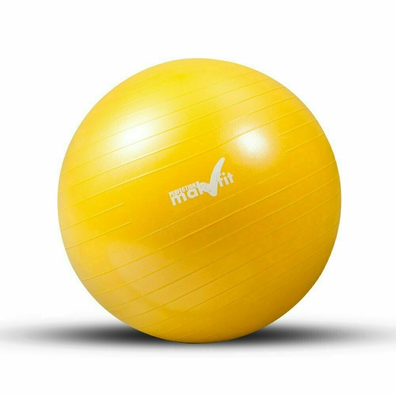 Гимнастический мяч 55см, MAKFIT