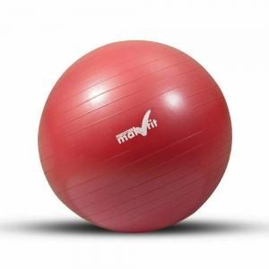 Гимнастический мяч 65см, MAKFIT