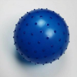 Мяч надувной ПВХ игольчатый