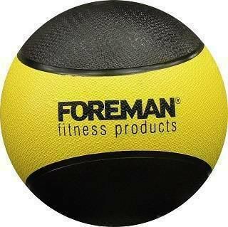 Haбивнoй мяч FOREMAN Medicine Ball
