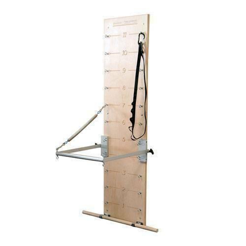 Настенный модуль в комплекте с выступающей перекладиной Balanced Body Springboard