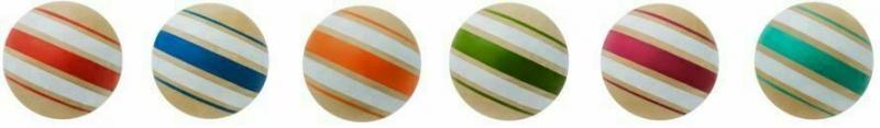 Мяч резиновый диаметр 75мм ЭКО