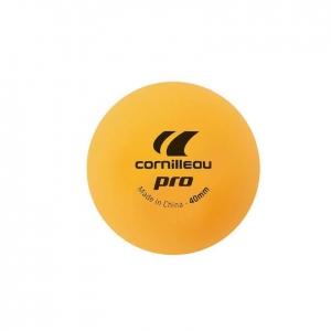 Мяч для настольного тенниса Cornillleau PRO 1* Оранжевые 6 шт.