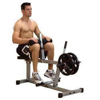 Тренажер для мышц голени сидя Body Solid PSC-43