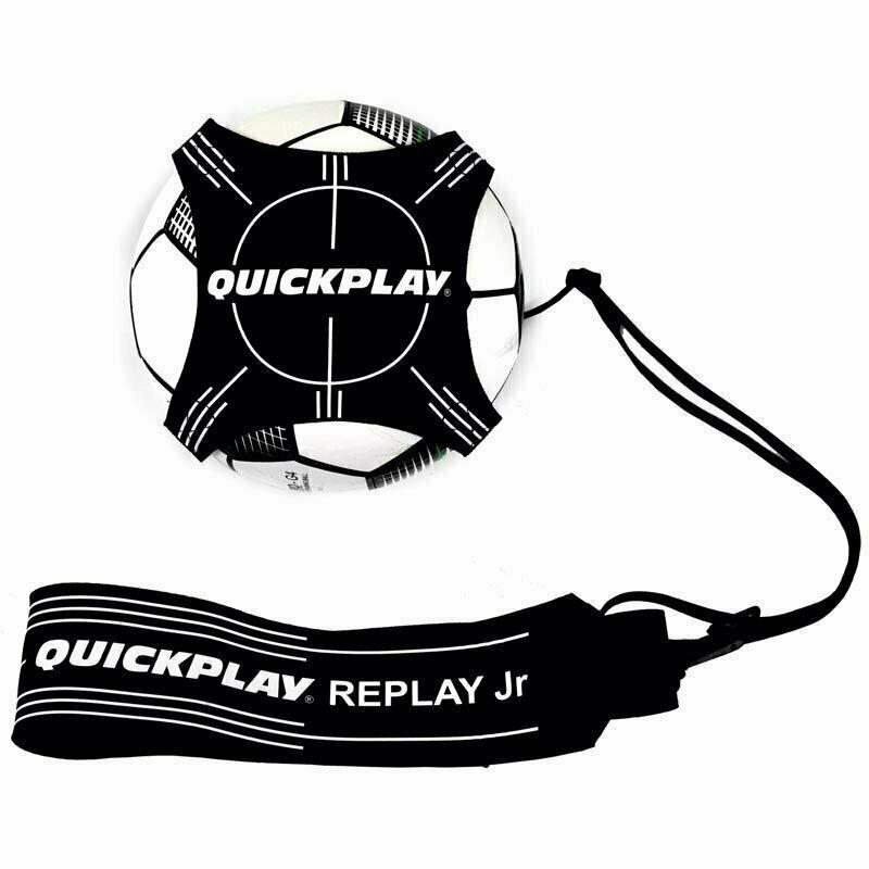 Футбольный тренажер QUICKPLAY REPLAY JUNIOR TRAINER