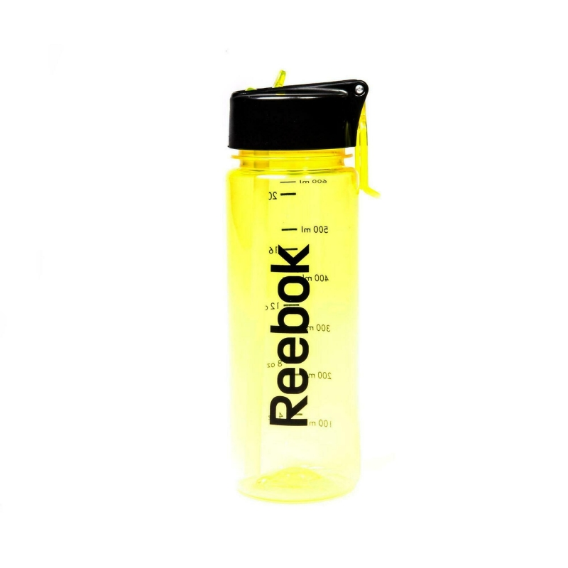 Бутылка для воды Reebok 0,65 Yellow Reebok