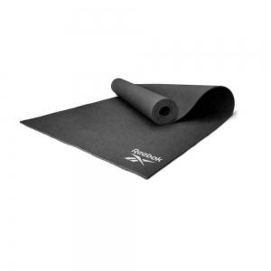 Коврик-мат для йоги Reebok черный RAYG-11022BK