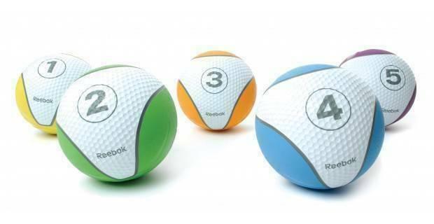 Медицинский мяч Reebok (Рибок)