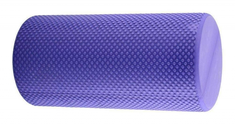 Ролик массажный Inex Foam Roller короткий