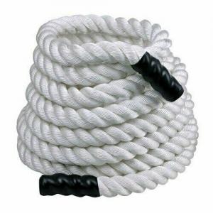 Канат тренировочный Perform Better Training Ropes White 38 мм