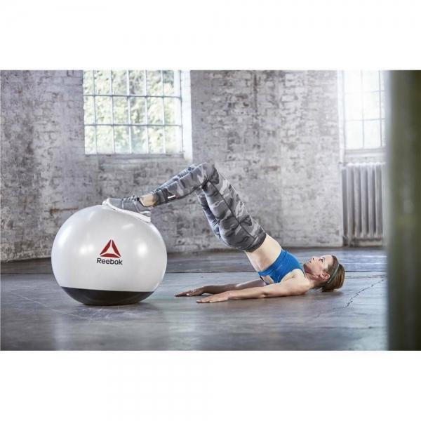 Гимнастический мяч Reebok, 55 - 75 см.