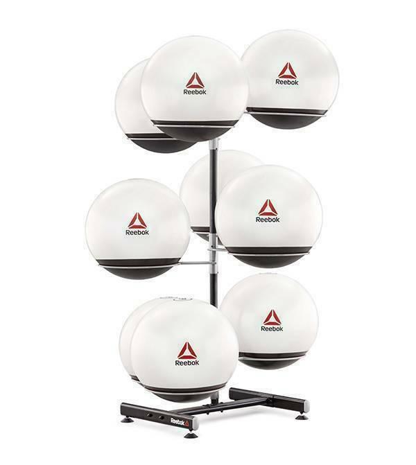 Стойка для гимнастических мячей Reebok RSRK-6GB