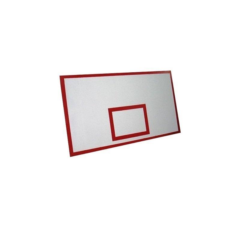 Щит баскетбольный фанера 18 мм, игровой БЕЗ основания, 1,80*1,05 м