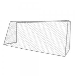 Сетка для футбольных ворот 732х244 см, нить 5.0 мм