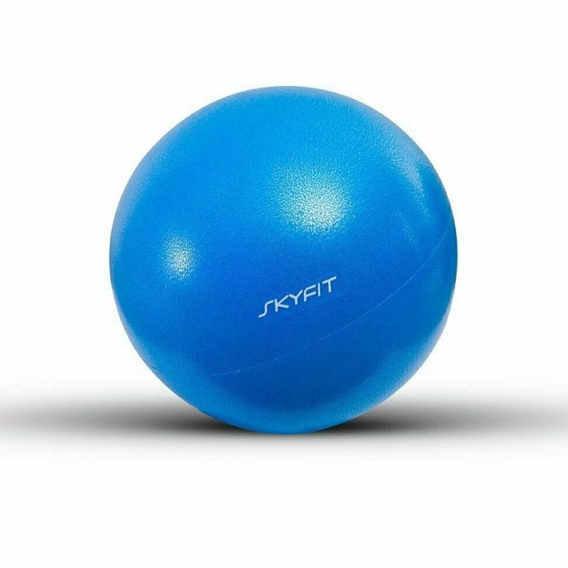Мяч для пилатес SKYFIT синий 20 см.