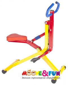Детский райдер (наездник) Moove&Fun SH-08