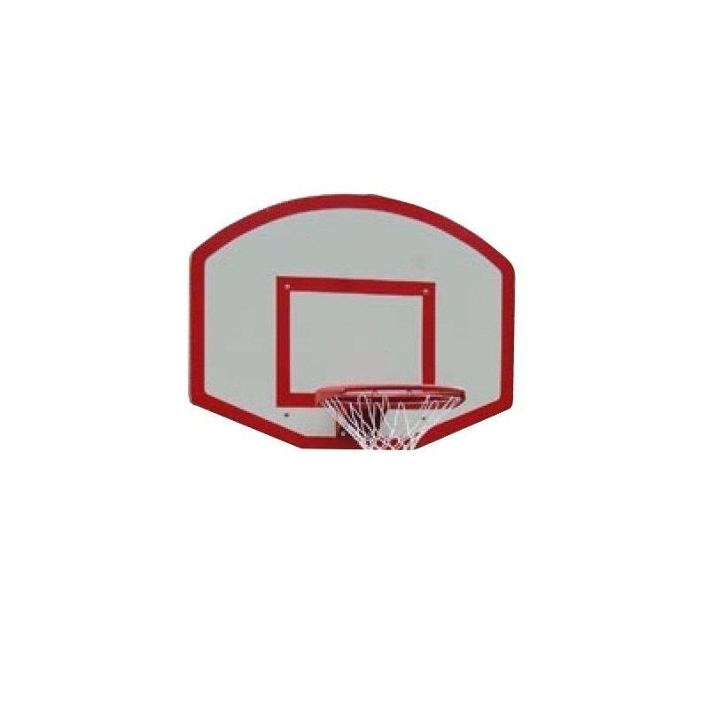 Щит для стритбола фанера 12 мм, БЕЗ основания, 1,20*0,75 м