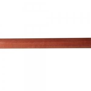 Поручень для хореографического станка фиберглассовый шпонированный 2 метра
