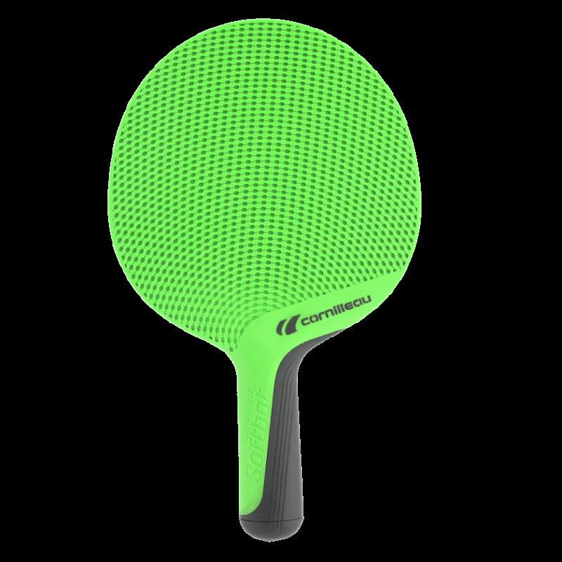 Ракетка для настольного тенниса Cornilleau SOFTBAT Green