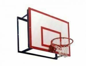 Ферма для щита баскетбольного тренировочного, вынос 0,5 м, цельносварная