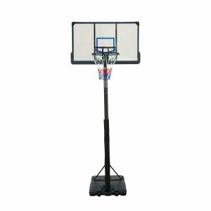 Баскетбольная мобильная стойка DFC 122x72см STAND48KLB