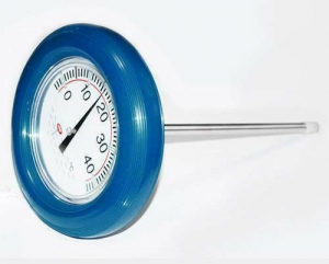 Термометр для бассейна круглый