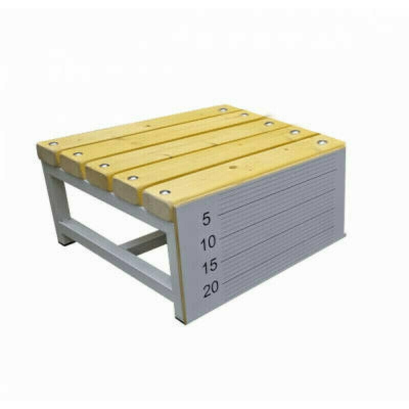 Тумба гимнастическая для измерения гибкости