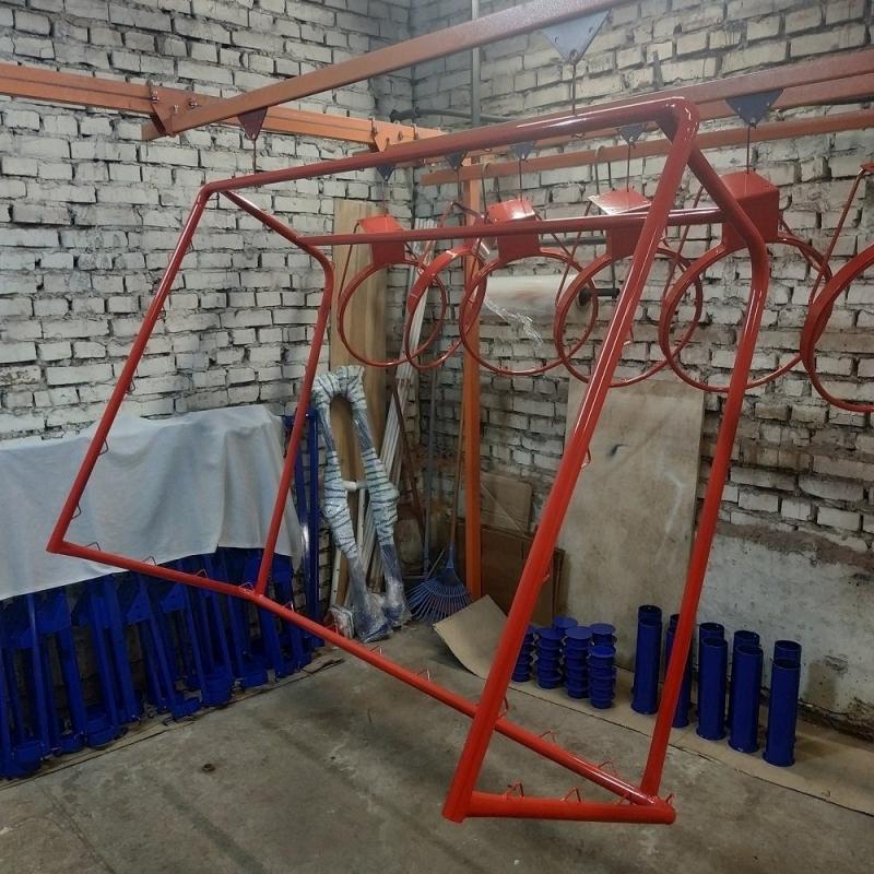 Ворота для флорбола 160х115 см, цельносварные