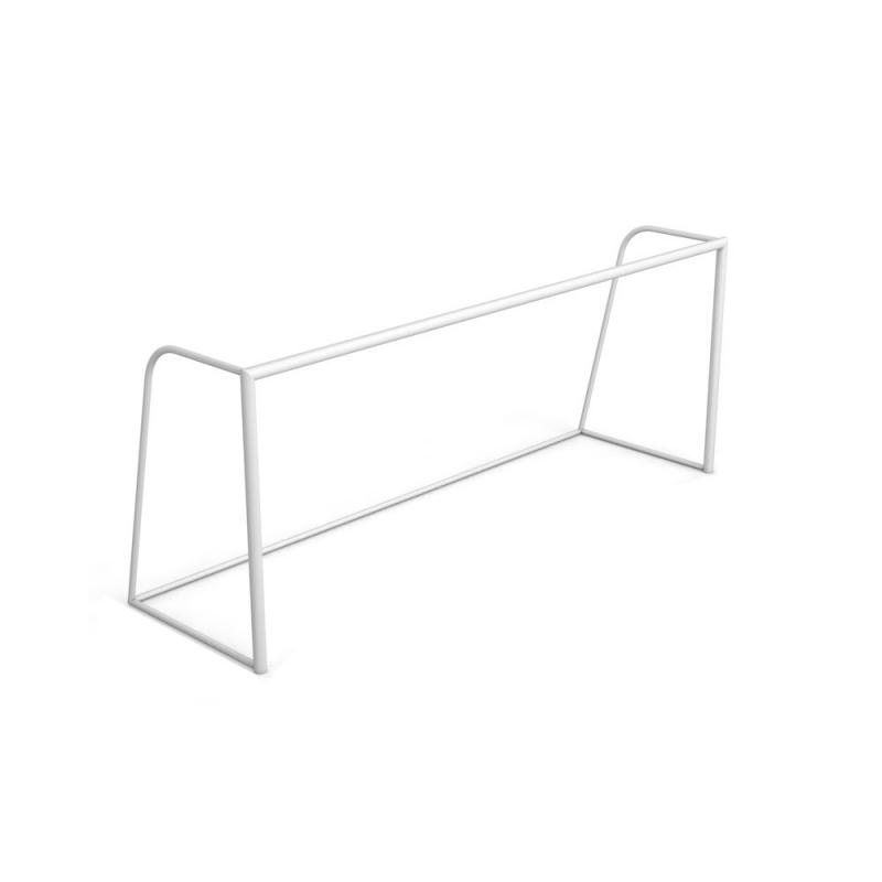 Ворота футбольные, размер 732x244 см, переносные, с противовесами, ТИП 4.