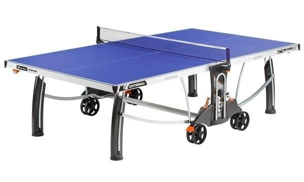 Теннисный стол Cornilleau Performance Outdoor 500M CROSSOVER Blue