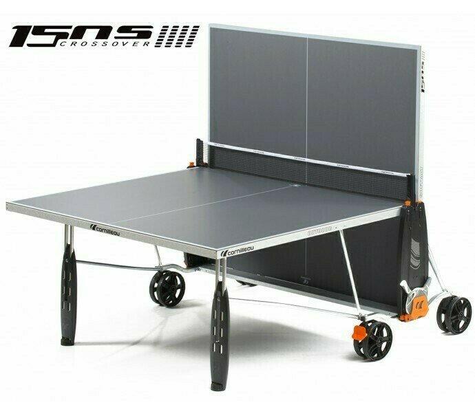 Теннисный стол Cornilleau Sport Outdoor 150S CROSSOVER Grey