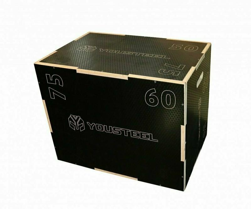 Тумба для кроссфита Yousteel 50-60-75 Pro