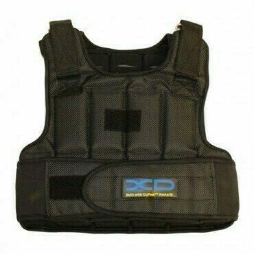 Жилет с отягощением XD Kevlar Weight Vest, вес: 18 кг
